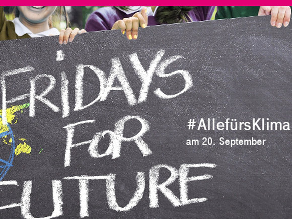 Alle fürs Klima - Fridays For Future